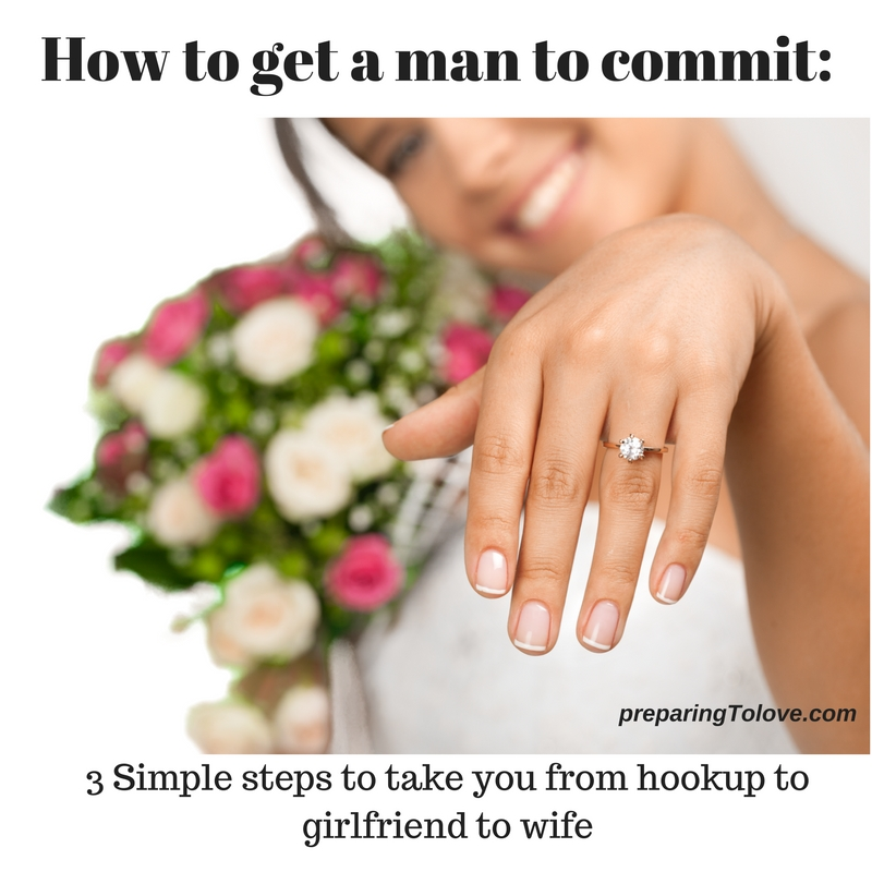 How to get him to commit to hookup
