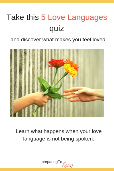 5 love languages definitions and quiz