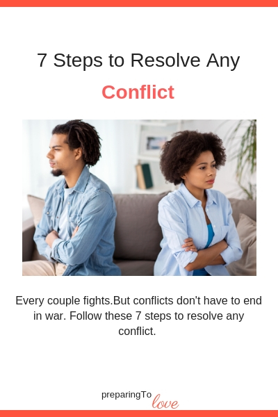 Resolve Conflict Biblically